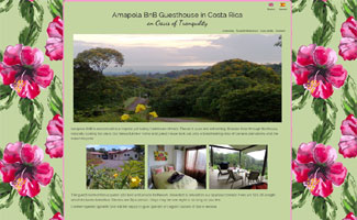 Amapola BnB in Costa Rica
