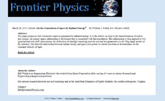 Frontier Physics