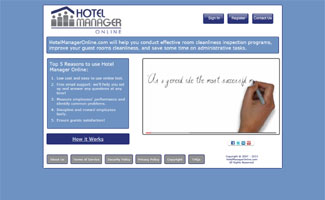 Hotel Manager Online