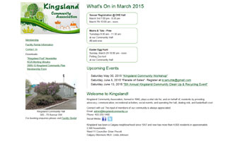 Kingsland Community Association